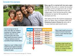 costco life insurance policy example