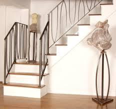 stairs ideas unique stair railing new home design choosing perfect stair railing