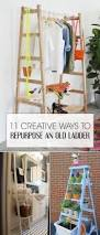 11 creative ways to repurpose an old ladder