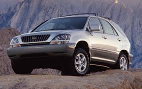 2001 lexus rx 300 information and photos zombiedrive