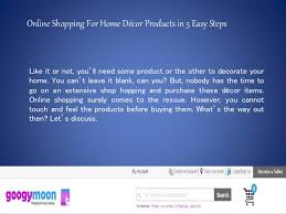 Online Shop Home Decor Online Shopping For Home Decor In India Googymoon