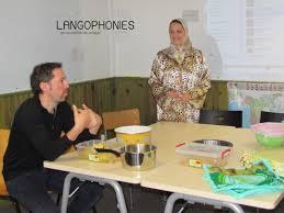l atelier cuisine marocaine et langue arabe du 5 mrs