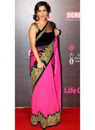 what type of blouse to pair with pink sarees saree blouse designs