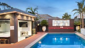 Pool Houses And Cabanas Real Estate These Pool Cabanas Are Way Better Than Your House