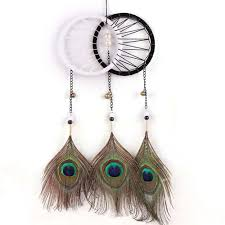 Peacock Feather Home Decor Compare Prices On Big Dreamcatcher Online Shopping Buy Low Price