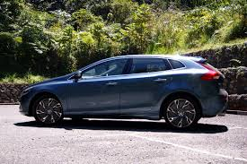 review volvo v40 t5 the alluring swedish temptress video