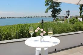 Long Island Patio by Restaurant Pearl At Longshore