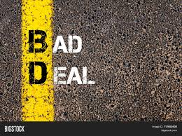 Bd Bad Business Acronym Bd Bad Deal Stock Photo U0026 Stock Images Bigstock
