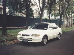 1997 toyota corolla information and photos zombiedrive