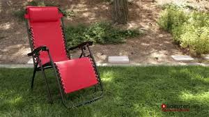 Zero Gravity Patio Chairs by Outsunny Zero Anti Gravity Lounge Chair Folding Patio