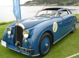 cars of the art deco era