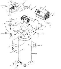 sears craftsman 919 152810 air compressor parts