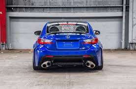 lexus isf exhaust tips fake here u0027s your rocket bunny lexus rc and a more visceral rc f