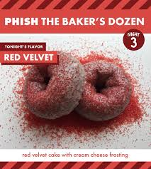 never miss a sunday donut tonight u0027s flavor is red velvet blog