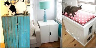 Decorative Cat Box Litter Box Hidden Inspired Hidden Litter Box Vogue Charlotte