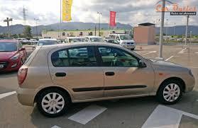 nissan almera alloy wheels car outlet nissan almera 2003 ondara