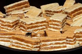 caramel nut wafers griláž recipe slovak cooking