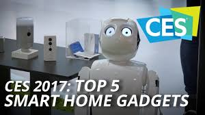 ces 2017 top 5 smart home gadgets youtube