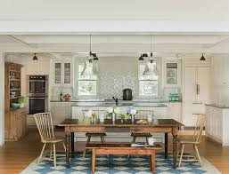 Farmhouse Kitchen Rug Riverfront Cottage Remodel Home Bunch Interior Design Ideas
