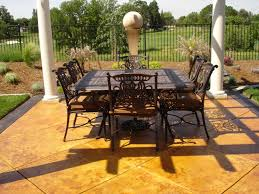 Iron Patio Dining Set Awesome Cast Iron Patio Dining Set 99 For Apartment Interior