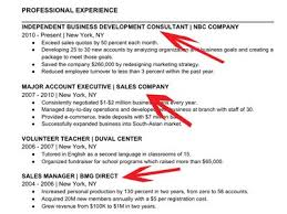 Tips For A Perfect Resume How To Write The Perfect Resume Business Insider