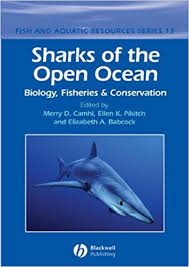 sharks of the open 9780632059959 merry d camhi