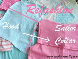 Upcycle Old Tshirts - 5 ways to reuse old t shirts with link party sew historically