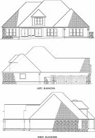 european style house plans plan 12 1207