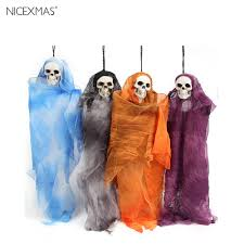 Scary Halloween Skeleton Online Get Cheap Scary Halloween Props Aliexpress Com Alibaba Group