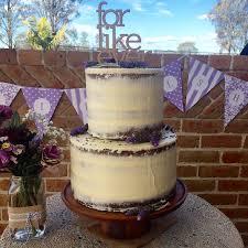 earl grey tea cake with lavender swiss meringue buttercream food