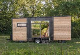 Luxury Tiny Homes by Innovative Tiny House Showcases Luxury Details On A Budget