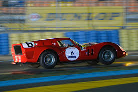 ferrari classic race car the le mans ferraris at chantilly u2013 le mans classic 2018