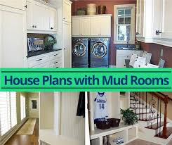 Laundry Room And Mudroom Design Ideas - top benefits and design ideas for adding a mud room to a home plan
