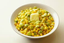 corn recipes for thanksgiving succotash with fresh lima beans and corn recipe