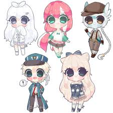 chibi crayon chibi batch 3 by shirouu kun on deviantart