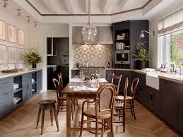 Kitchen Table Or Island Design Style Decor Style Kitchen Inspirations Part Iv