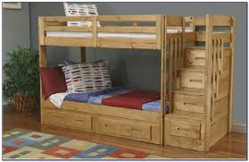 Bunk Bed Ladder Plans Bunk Beds With Stairs Plans Bedroom Home Decorating Ideas