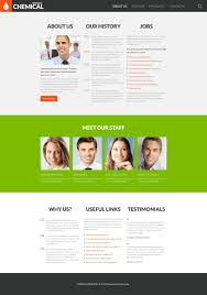 website template 52668 chemical products tools custom website