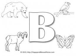 80 best letter b activities images on pinterest letter b