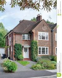 British Houses English House Stock Photos Image 35514073