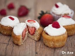 cupcakes recipe shortcake cupcakes recipe dr axe