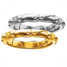 rosary ring stationary rosary ring leaflet missal