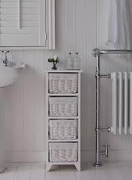 elegant storage with baskets drawers vintage grey range two drawer
