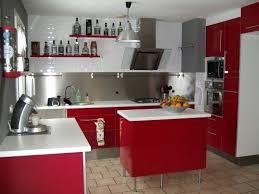 cuisine avec credence inox credence ikea cuisine nouveau photos creation cuisine avec pose