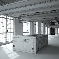 modern and stylish chicago loft interior design by bertrand benoit