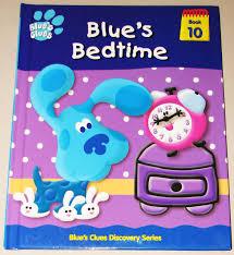 blue u0027s bedtime blue u0027s clues discovery series ronald kidd