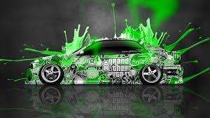 toyota altezza tuning 4 tuning toyota altezza jdm side drift live colors car 2014 art green neon