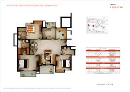 floor plan wave city center wave mega city centre noida wave