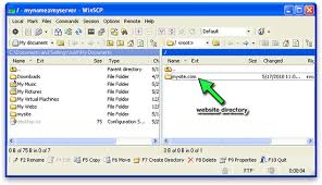 tutorial upload website ke internet winscp tutorial how to upload your site with winscp