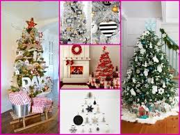 top 20 best tree decorating ideas 2017